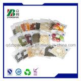 Embalaje de plástico impreso personalizado de grado alimenticio