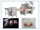 Snack automática de bandeja de biscoito embalagem de fluxo livre/ máquina de embalagem embalagens