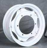 W14lx28 W12X24 W12X28 바퀴는 농업 강철 바퀴에 테를 단다