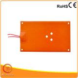 Calentador del silicón del elemento de calefacción del silicón de la batería de la baja tensión 12V