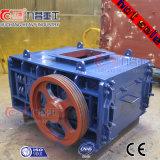 Wechselstrommotor-Typ Doppeltes zahnte Rollen-Zerkleinerungsmaschine für Bergbau