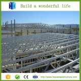 Diseño del almacén de la estructura de acero de la alta calidad de China y de instalaciones