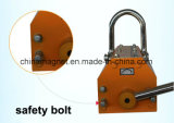 Elettro magnete ad alta frequenza dell'elevatore dello scarto MW3 per l'escavatore