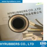 hydraulischer Gummischlauch des Hochdruckschlauch-4sp, der hydraulischen Schlauch quetschverbindet