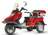 70/110cc triciclo Handicapped, motocicleta de três rodas (DTR-7)