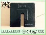 20 kilogrammes de fer de barre de poids d'essai