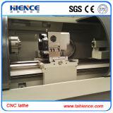 Fabricante horizontal Ck6150A da torreta do torno do metal do torno profissional da maquinaria do CNC