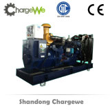 Reeks van de Generator van het Aardgas van het Merk 150kVA van China de Beroemde met de Concurrerende Globale Garantie van de Prijs