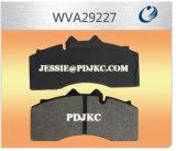 BPW Camión pastillas de freno Wva29227