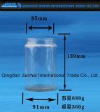Transparenter Glasware-Kerze-Griff für Dekoration