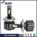 C7 자동 LED 헤드라이트 전구는 자동 Motorycycle 차 H4 H7 H11 9005 LED 전구를 대체한다