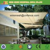 Voile d'horizontal/réseau extérieurs parasol de loisirs