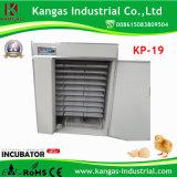 Le meilleur incubateur bon marché automatique économiseur d'énergie de 3000 oeufs de certificat de la CE