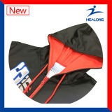 Healong Women Sublimation Sports Clothes Hoodies and Sweater