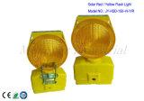 Lampada del blocco stradale di energia solare/indicatore luminoso della costruzione per il cono di traffico