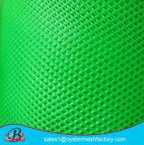 Orange Farben-Plastikineinander greifen-Filetarbeit