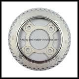 pièces de rechange de moto/roue dentée CG 125 2009 du ventilateur