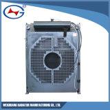 DC16-49R: El agua del radiador de aluminio para motor diésel
