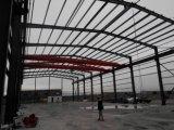Magazzino della struttura d'acciaio di alta qualità di basso costo