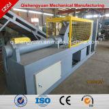 Machine de déchiqueteuse de pneus Zps-900 pour déchiquetage des pneus à déchets