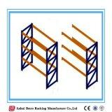Rack de palette sélectif de haute qualité et haute qualité Boîtes de rangement en caoutchouc acrylique