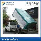 encerado Double-Coated impermeável durável do PVC da tampa do caminhão 750GSM