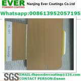 Pulverização eletrostático RAL1011 de pintura por pó