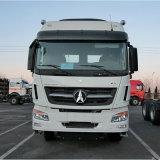 북쪽 벤츠 Beiben 6X4 420HP 트랙터 헤드 트럭