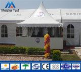 Tente en aluminium bon marché promotionnelle de pagoda d'usager