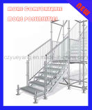 Sistema de escadas de andaimes Ringlock com design de montagem
