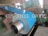 Плиты стального крена Ral5012 0.47mm основные PPGL/Prepainted катушка Aluzinc стальная