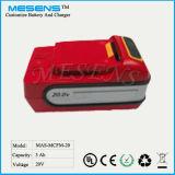 Ionendrahtloser Werkzeug-Batterie-Wiedereinbau Craftman des Lithium-20V