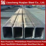Rectangulaire en acier inoxydable de haute qualité pour la décoration de tuyau
