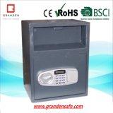 Cofre forte do depósito com bandeja de Open&Close (DP-450EL), aço contínuo