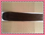 Выдвижение 100% волос Remy Weave человеческих волос Зажим-в выдвижениях прямом 8PCS /Set волос