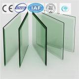 2-19 milímetros de cor de bronze/vidro de flutuador matizado/desobstruído para o edifício/decoração