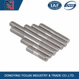 M6 Stud Bolt Double End Bolt en acier inoxydable Stud