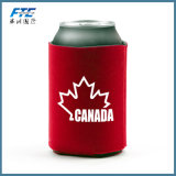 Pomotion Printed Logo Insulated Beer Neoprene Edge Cooler