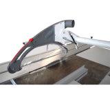 Le panneau de machine de travail du bois a vu que Tableau de glissement a vu pour le découpage de forces de défense principale et le découpage en bois