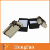 Contenitore di carta di pacchetto dei monili