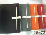 Encuadernado en cuero de PU5 un escrito oficial portátil con cierre magnético