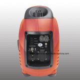 標準AC単相コンパクトな極度の無声ガソリン発電機