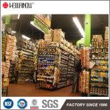 店の記憶装置の倉庫の記憶のためのNSFによって承認される800lbs頑丈なエポキシの鋼線の棚の棚付け