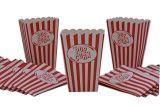 Caixas de papel de pipoca fresca, sacos de pipoca de papel, saco de papel de uso diário, saco de papel Kraft