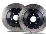 O disco Dacromet do freio revestiu 5383