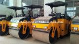 Compressor (oscilatório) Vibratory Yzc6 do rolo do cilindro dobro mini (YZDC6)