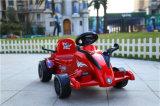 Kind-gehen elektrische Fahrzeug-Batterieleistung-Baby-Sitzkinder Krat Laufen