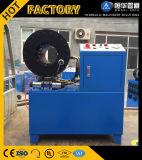 Machine sertissante de boyau hydraulique de type de pouvoir de finlandais d'OIN 6-51mm de la CE de la Chine