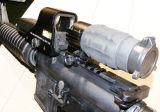 Tactical PRO 3X Magnifier âmbito com montagem de torção