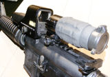 PRO tático 3X Magnifier Scope com Twist Mount